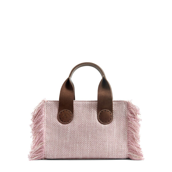 De Belle Mini in Soft Pink is echte affordable luxury.