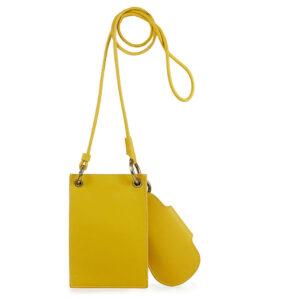 telefoon-tasje-geel-achterkant-leer-crossbody